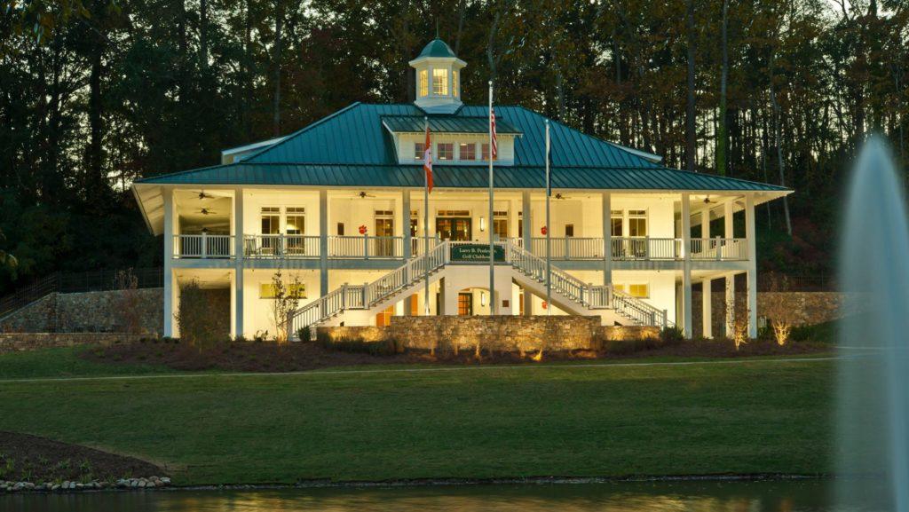 Clemson University, Penley Golf Clubhouse