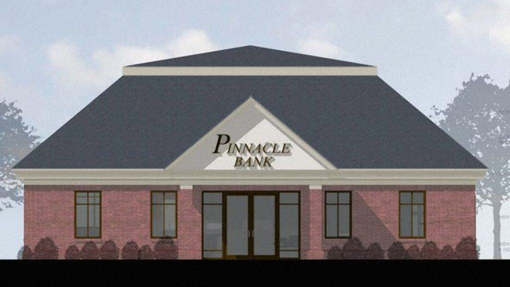 Pinnacle Bank at Monroe, Rendering