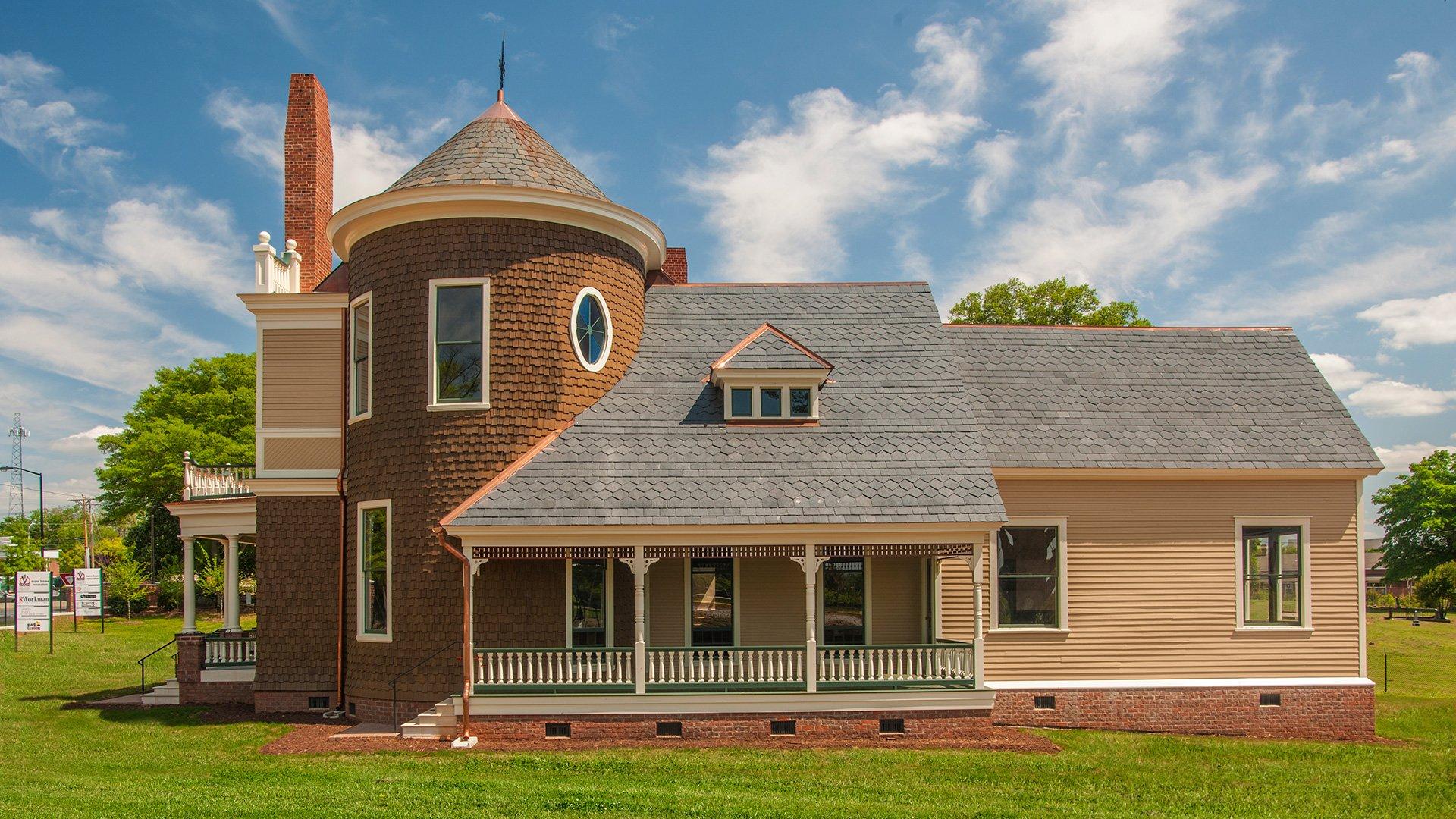 duPre House (VCOM) Historic Restoration