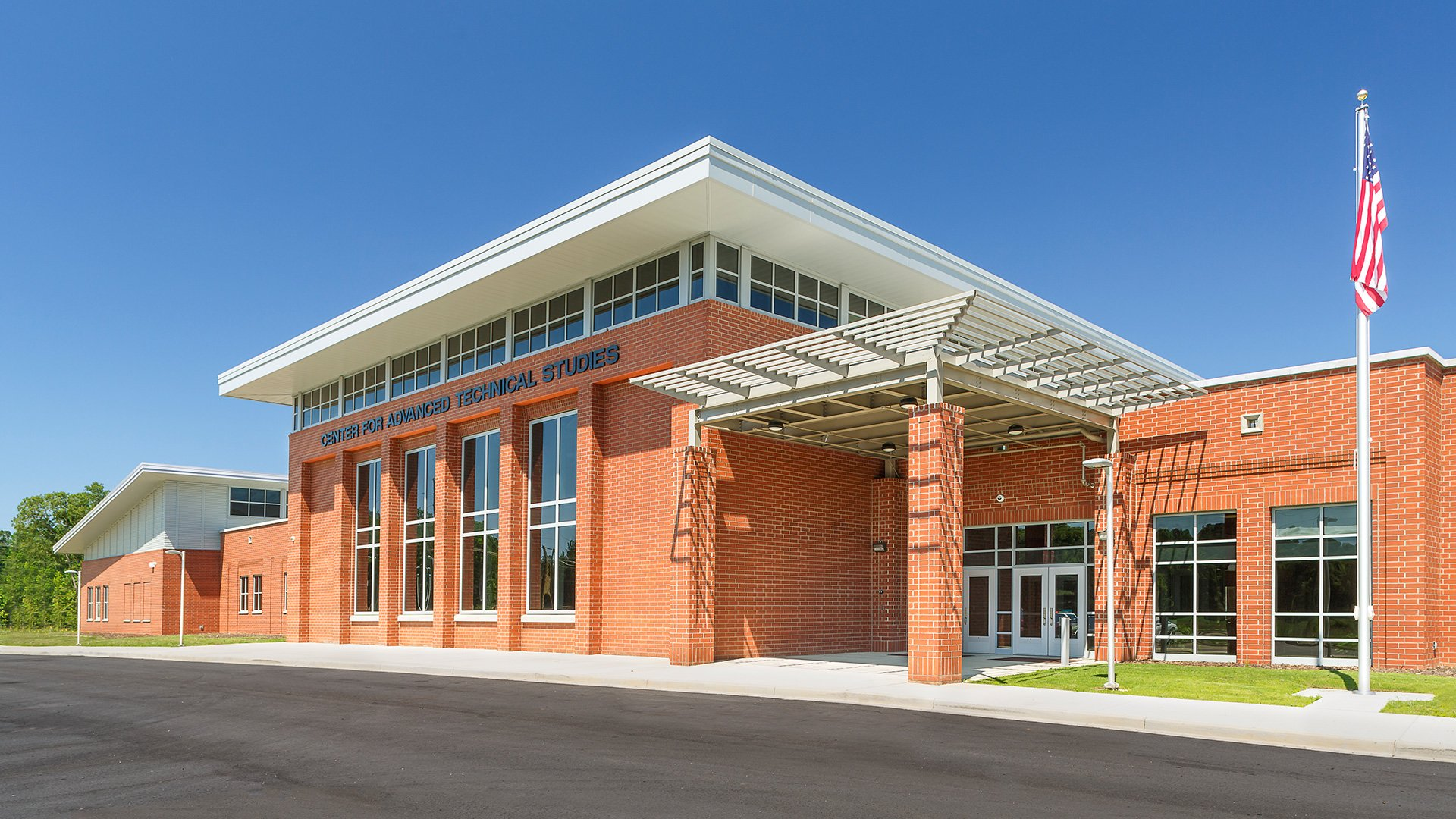 Center For Advanced Technical Studies for School District Five of Lexington and Richland Counties