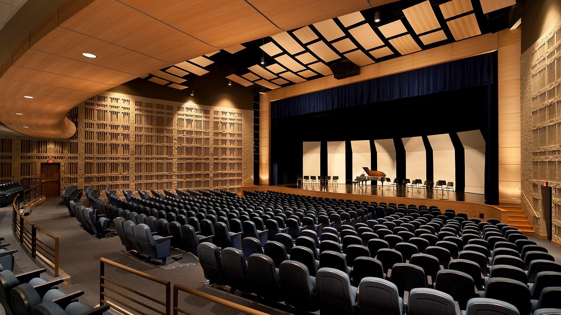 District 5 Fine Arts Center