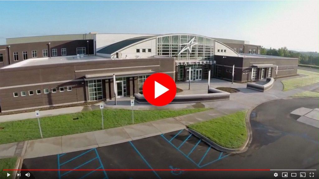 Upward Star Center, Video Still