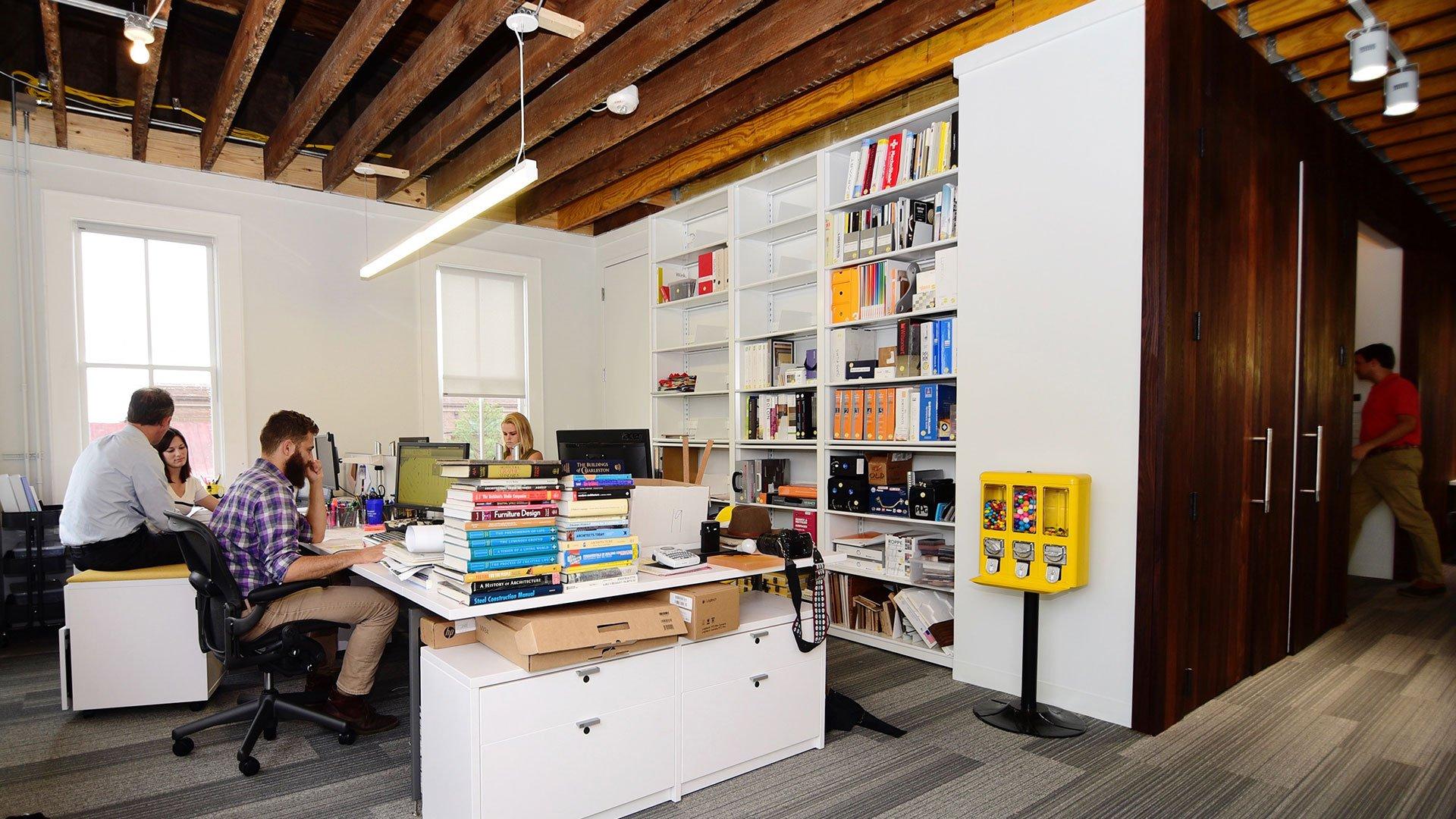 Pictured: Charleston Office, Calhoun Street