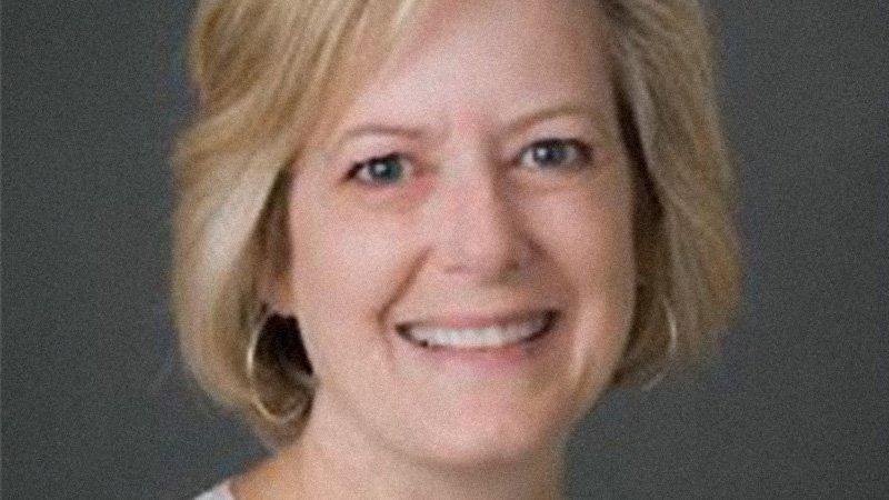 Susan Baker, pictured 2016
