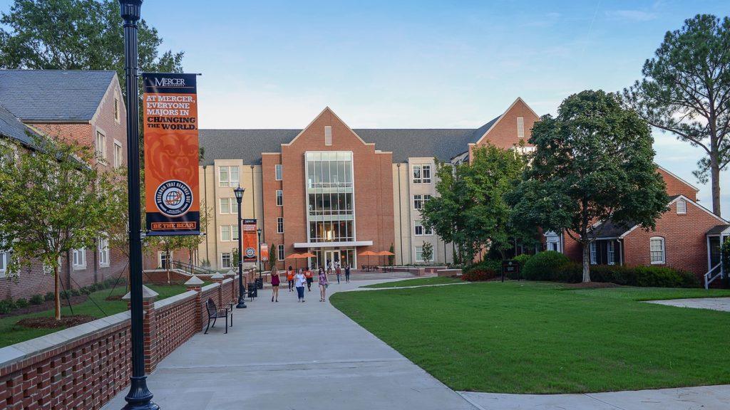 Mercer University Residence Hall