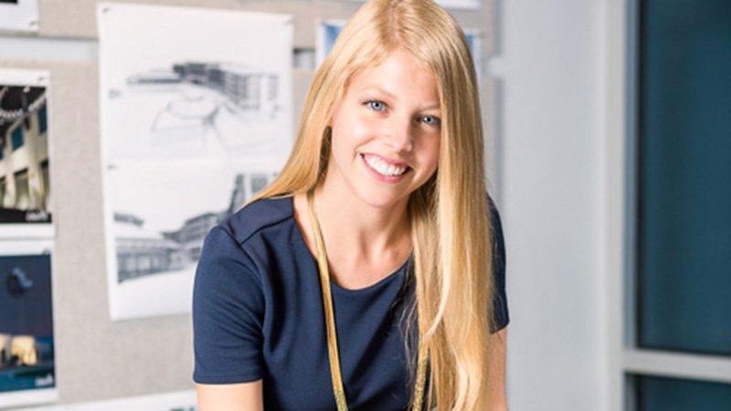 Tara Henning, pictured