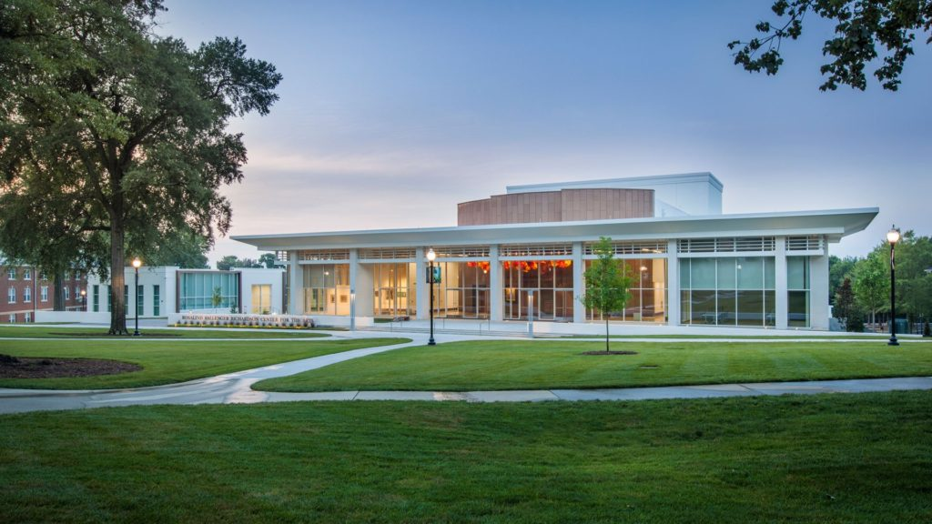 Rosalind S. Richardson Center for the Arts at Wofford College