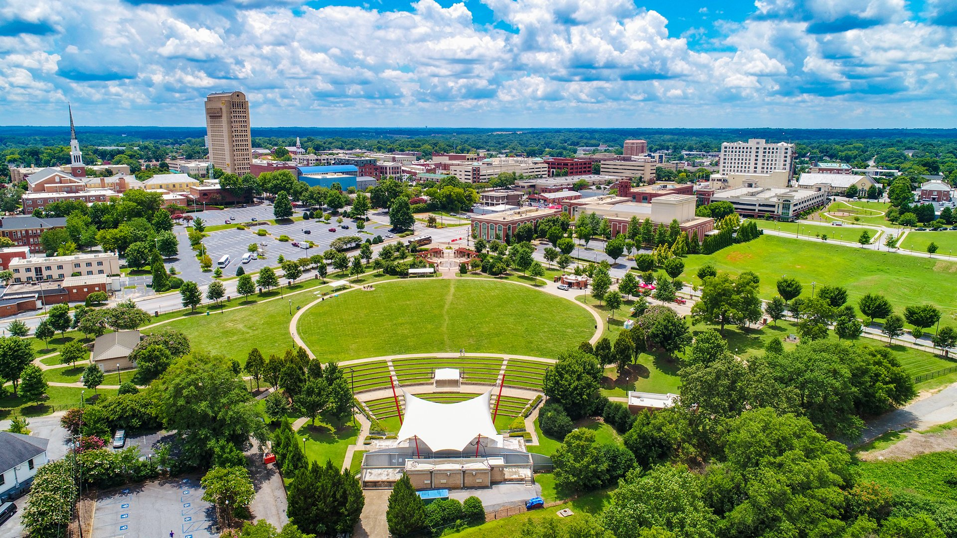 Spartanburg Ranked Top 25 Coolest Towns in US