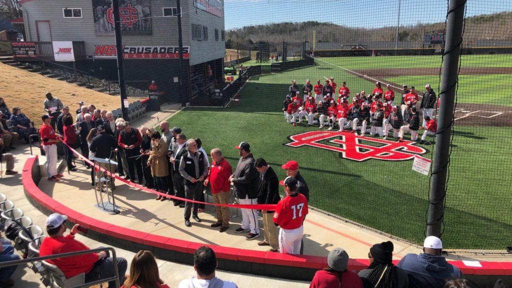 North Greenville University (NGU) Baseball Stadium