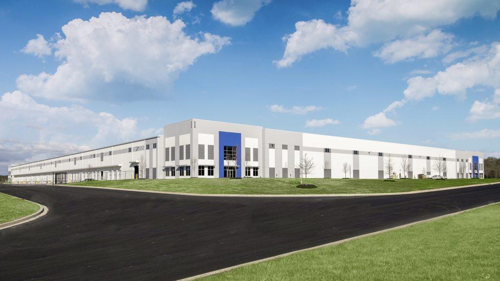 Inland Port at Greer Industrial Park, Clarius Partners