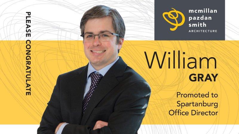 William Gray, Office Director