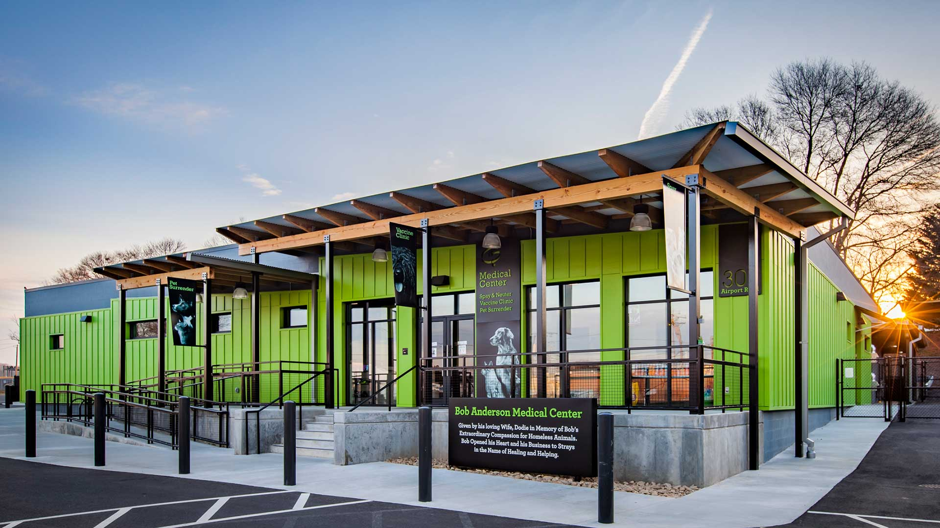 Greenville Humane Society Medical Center