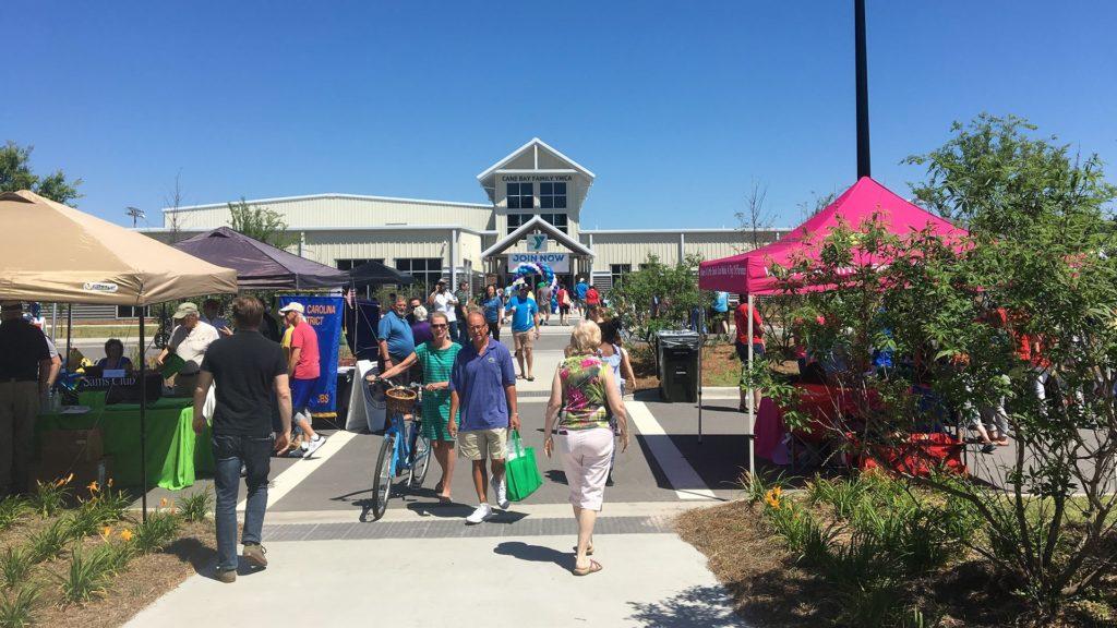 Cane Bay YMCA Grand Opening