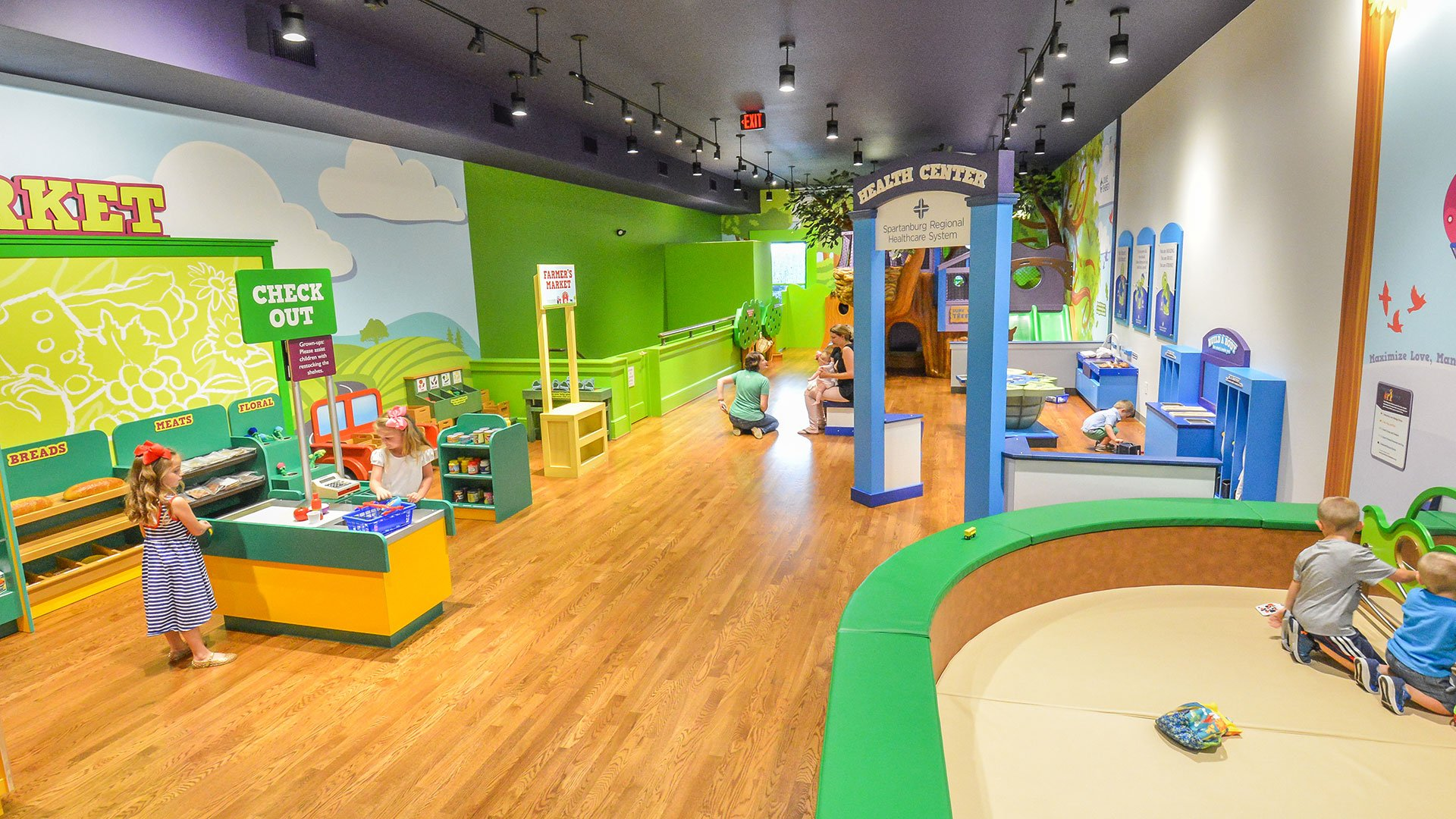 Spartanburg - The Children's Museum