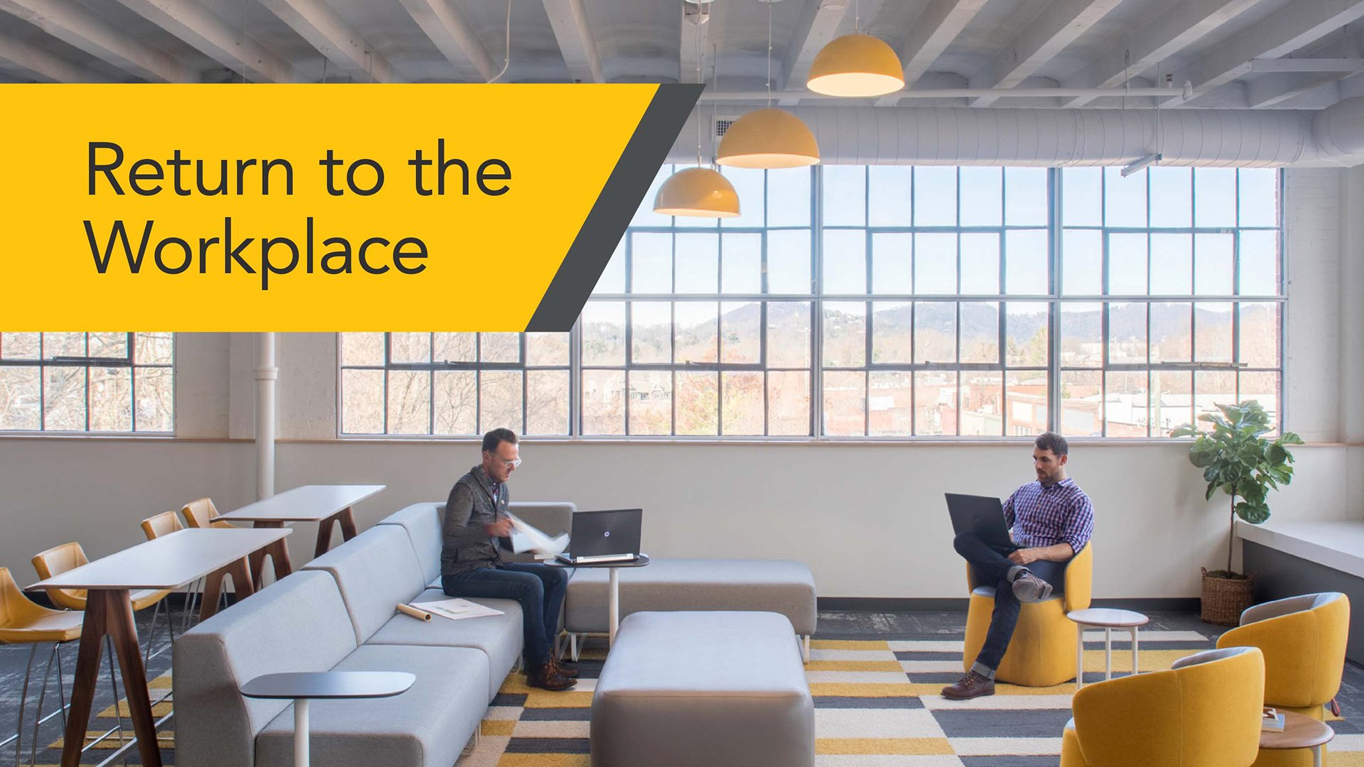 Return To The Workplace: Re-Occupancy Design Considerations During COVID-19