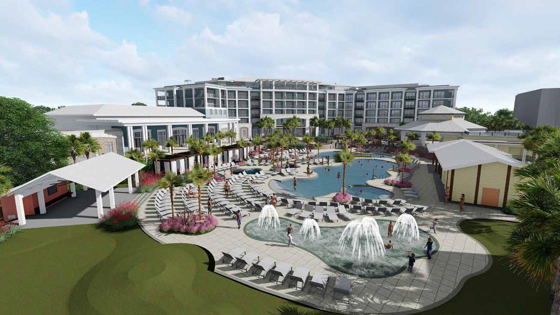 Wild Dunes Resort & Convention Center, Pool