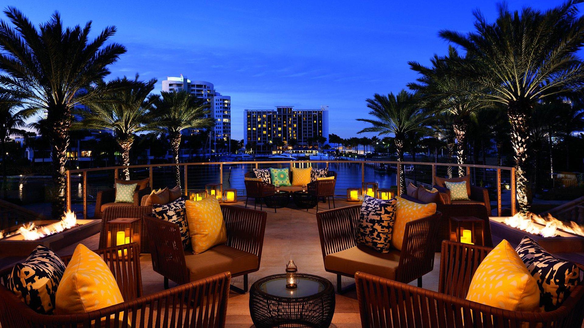 The Ritz-Carlton Sarasota, Outdoor Patio