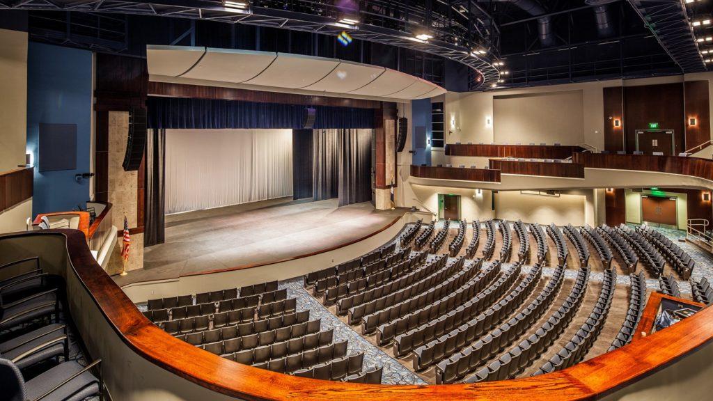 Dorman High School, College & Career Center, Stage