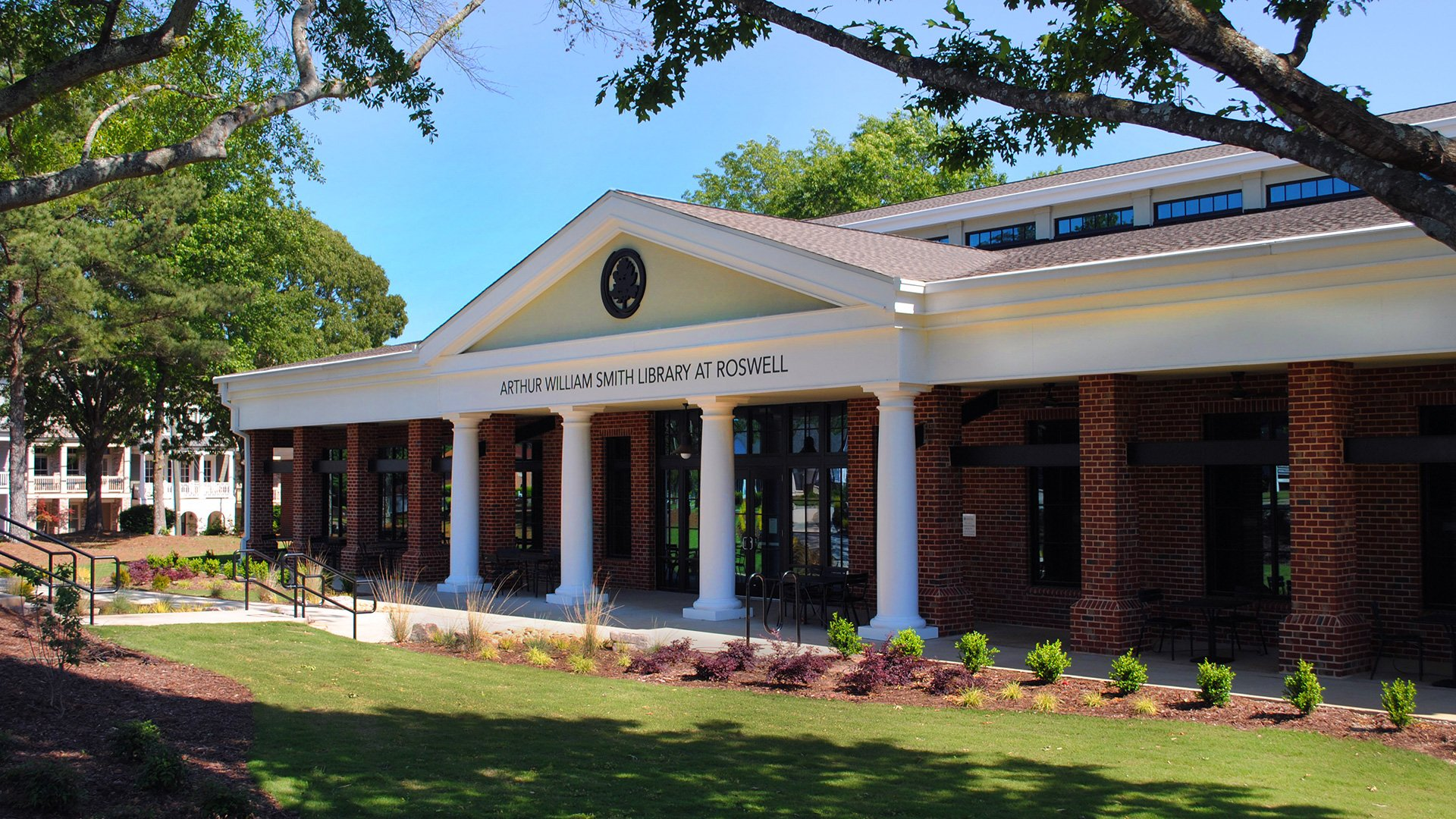Fulton County Library, Roswell Branch