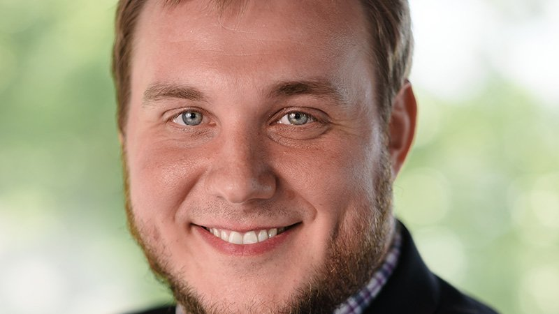 Eric Trumble, pictured