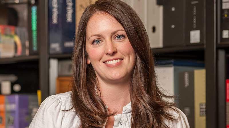 Tara Hile, pictured