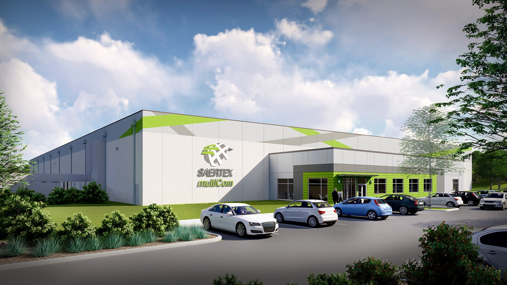 SAERTEX multiCom GmbH Facility Rendering