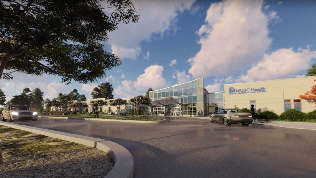 MUSC Williamsburg / Lake City, Kingstree Hospital