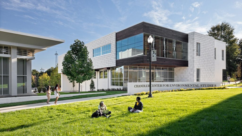 Wofford College, Chandler Center for Environmental Studies