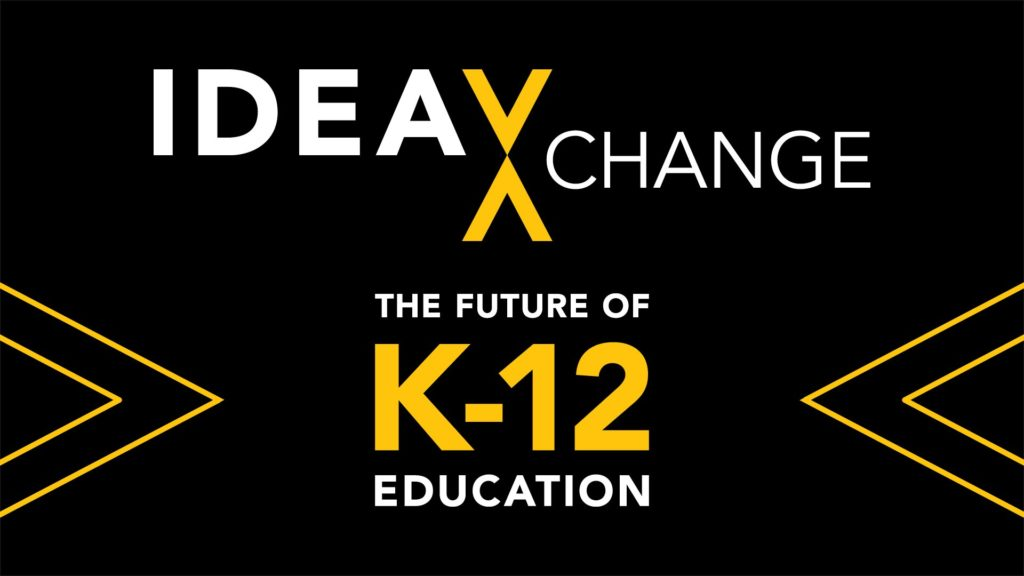 ideaXchange The Future of K-12 Education Podcast Slide