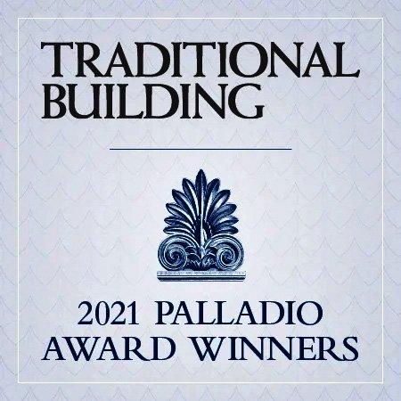 Palladio Awards Logo 2021