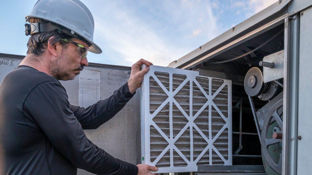Improve Workplace HVAC Air Quality