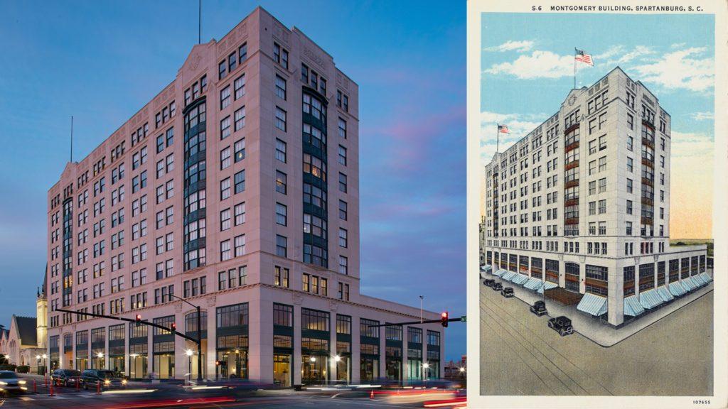 Montgomery Building Wins SC Preservation Award