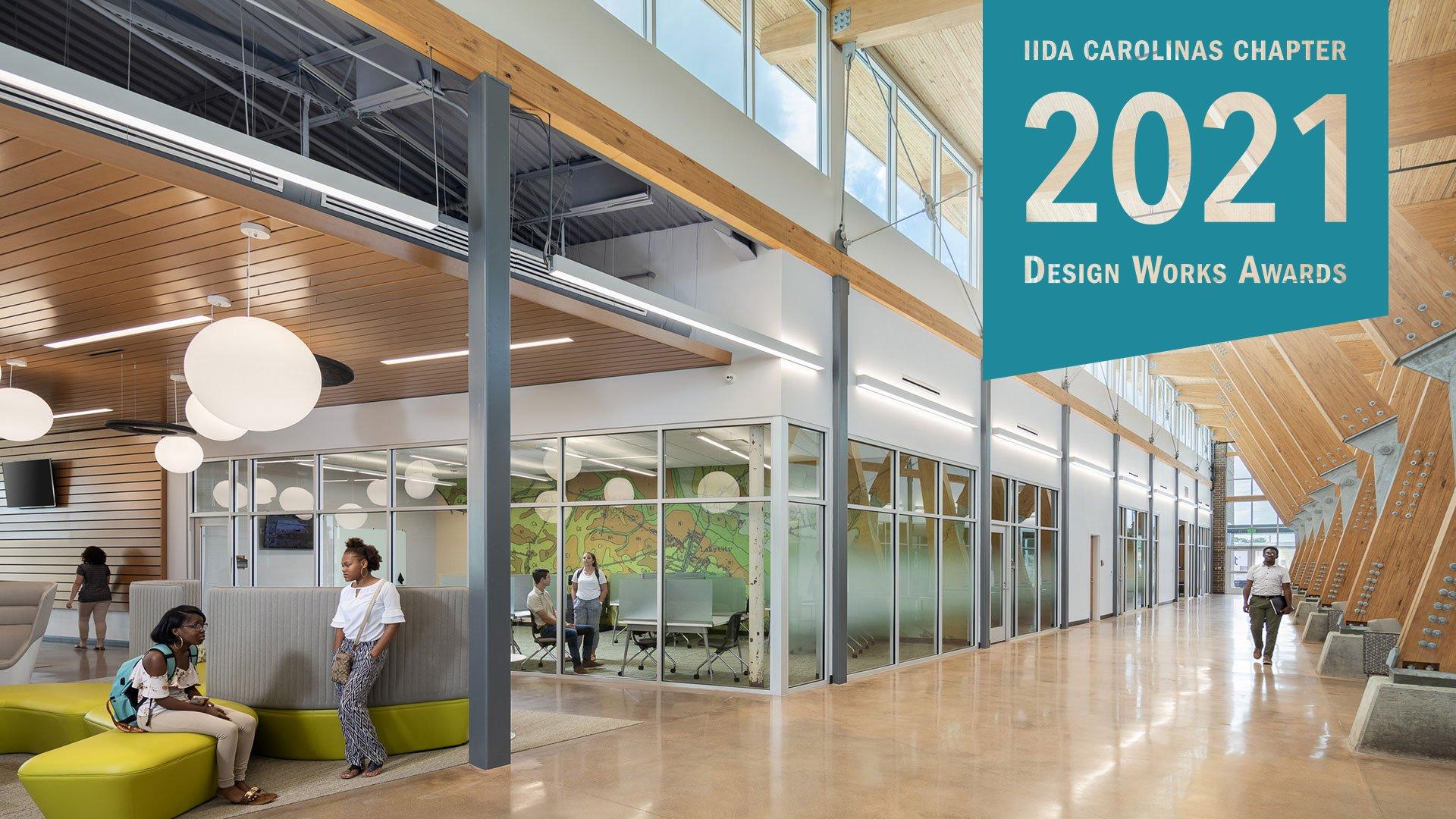 The Continuum, 2021 IIDA DesignWorks Award winner