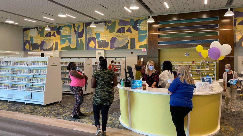 Charleston County Public Library, Otranto Branch