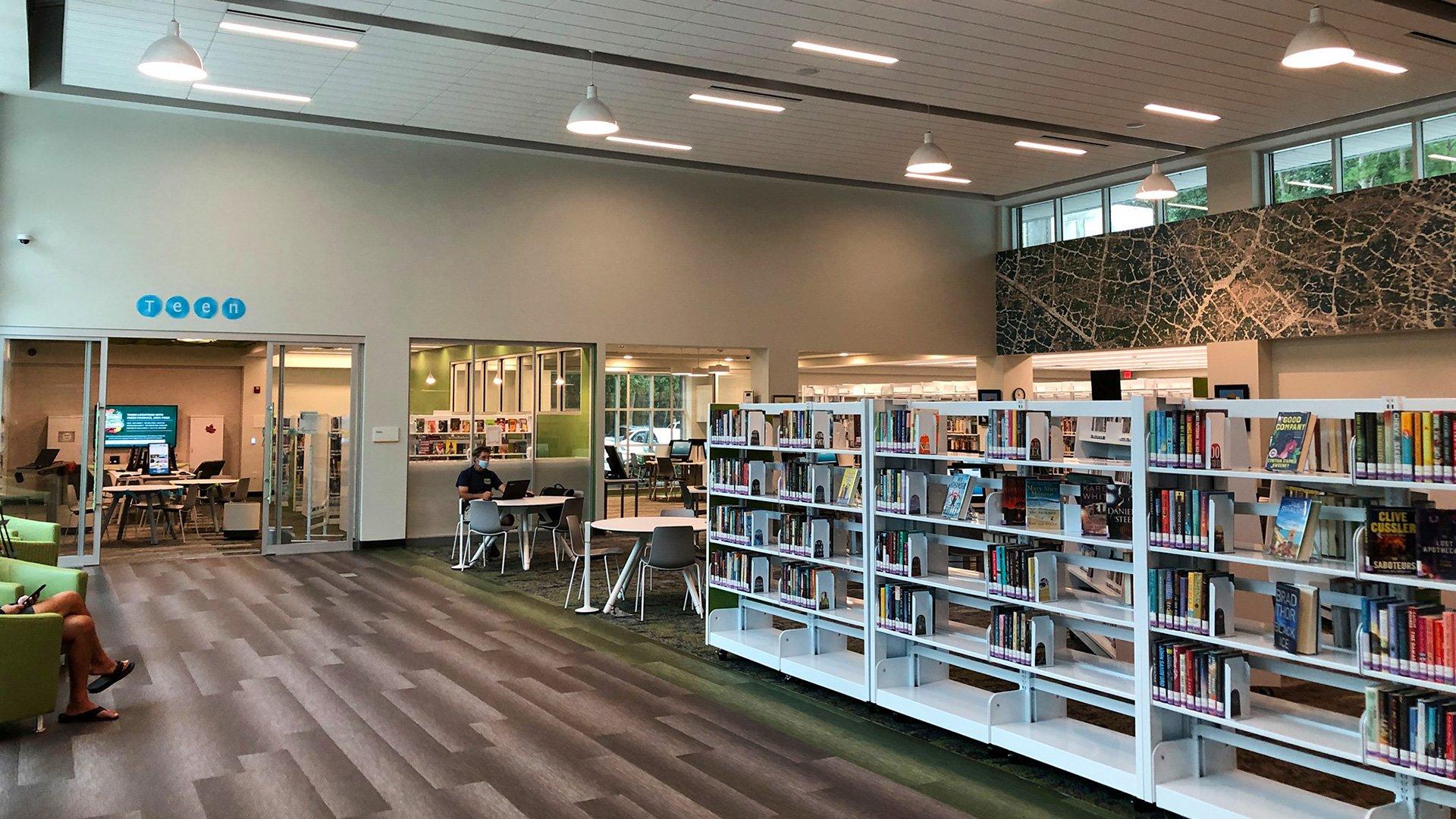 Charleston County Public Library, Johns Island branch