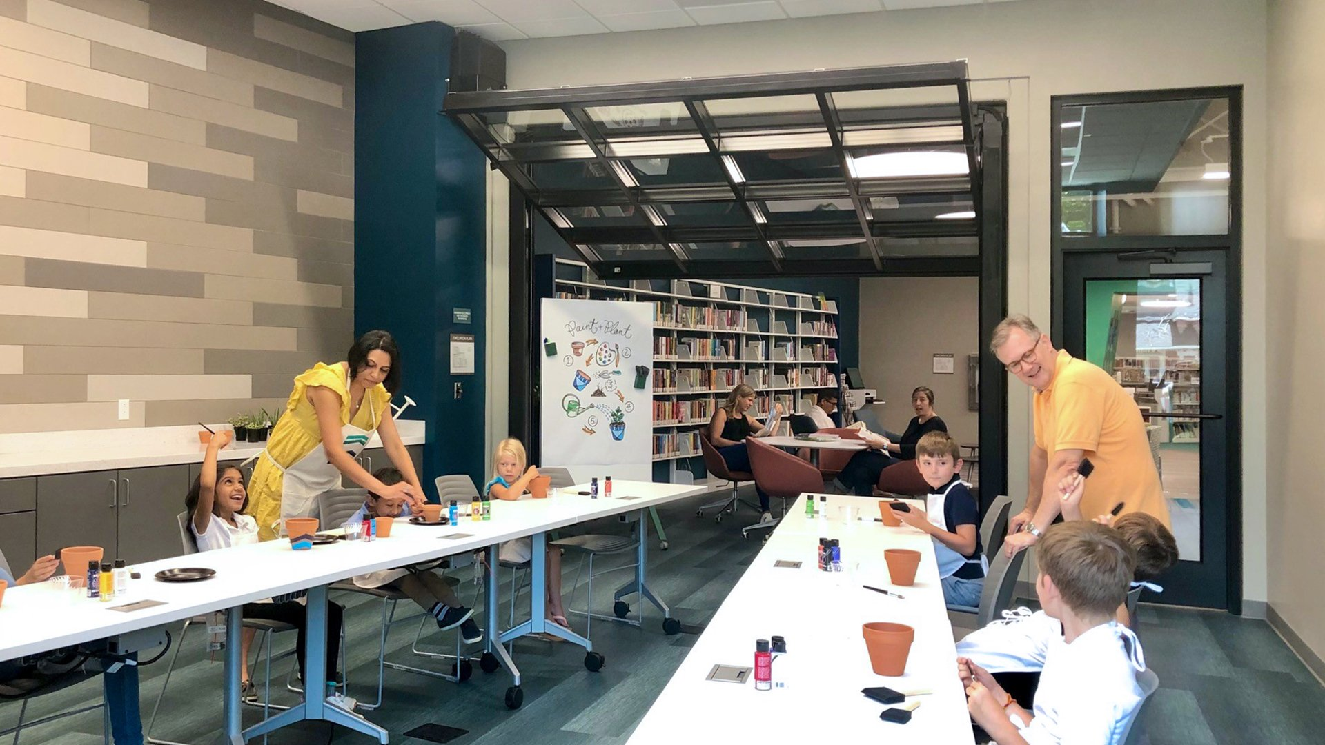 Lancaster Library, Main Branch, Makerspace