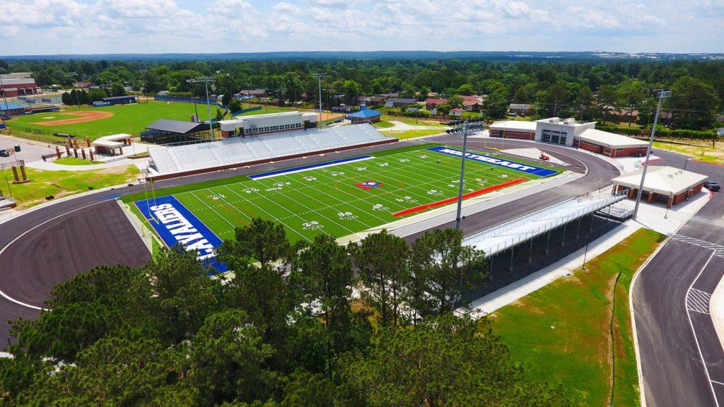 Richland School District 2, Richland Northeast High School Stadium