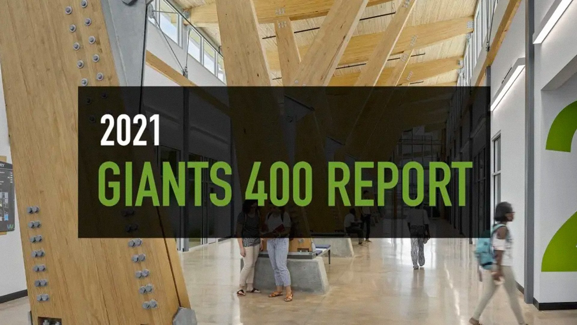 MPS Ranked Among Top Architecture Firms in US in Giants Report 400; Pictured: The Continuum
